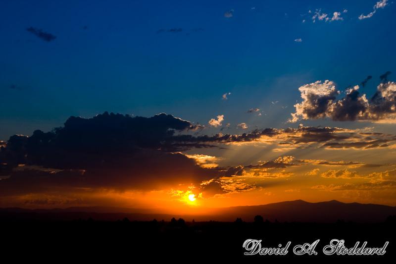 Redding Sunrise