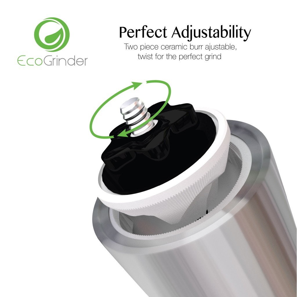 Eco Coffee Grinder v2.3-05