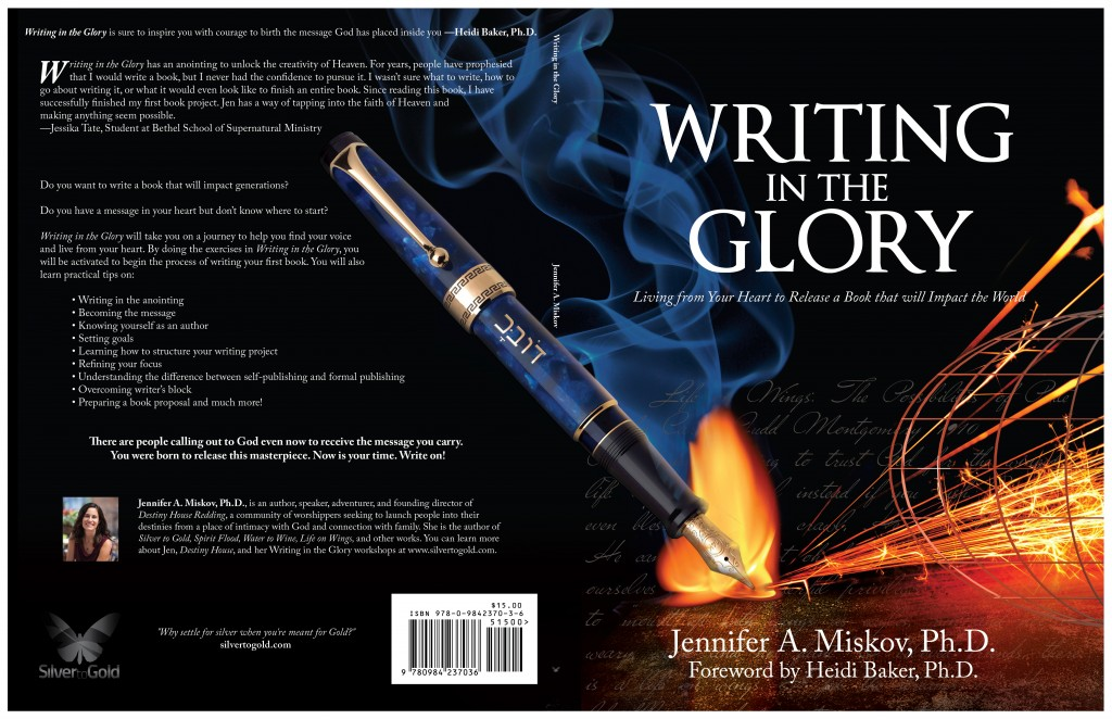 Jennifer Miskov - Writing in the Glory