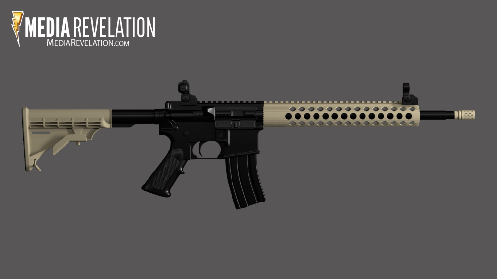 AR-15-two-tone-nutnfancy v2.1.1